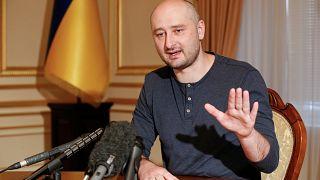 """""""Morte"""" de Arkady Babchenko gera indignação"""