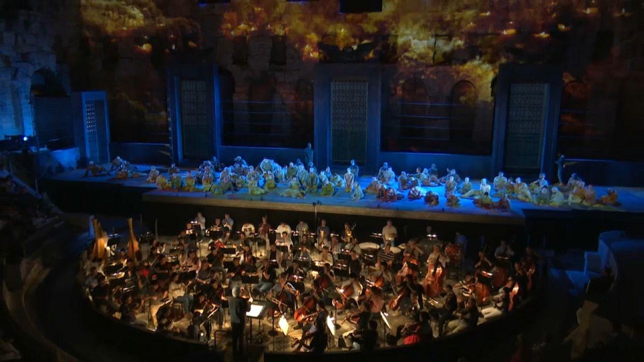 Il Nabucco di Atene
