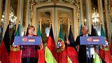 """Angela Merkel satisfeita com """"situação otimista"""" de Portugal"""