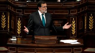 Mariano Rajoy emporté par la corruption?