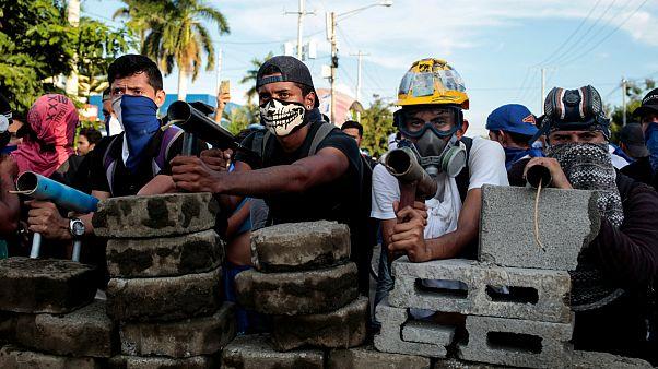 یازده کشته در موج جدید درگیری ها در نیکاراگوئه