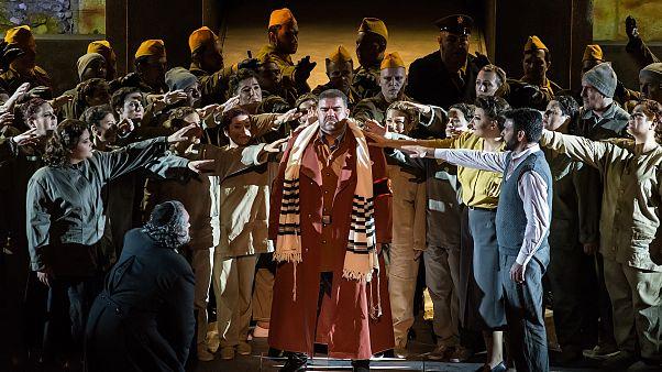Λυρική Σκηνή: Πρεμιέρα με «Ναμπούκο» στο Φεστιβάλ Αθηνών