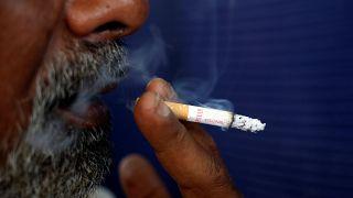 Π.Ο.Υ.: Καπνιστές το 20% του παγκόσμιου πληθυσμού