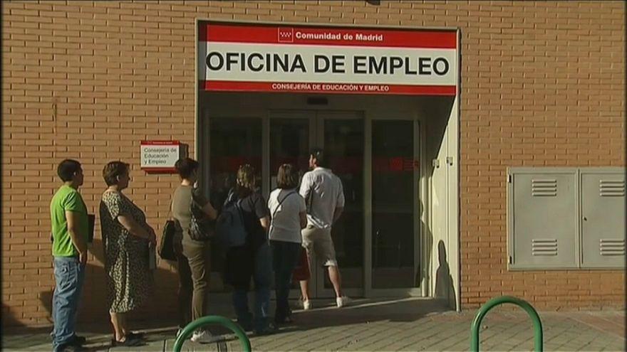 Europa alcanza los datos más bajos de desempleo desde 2008