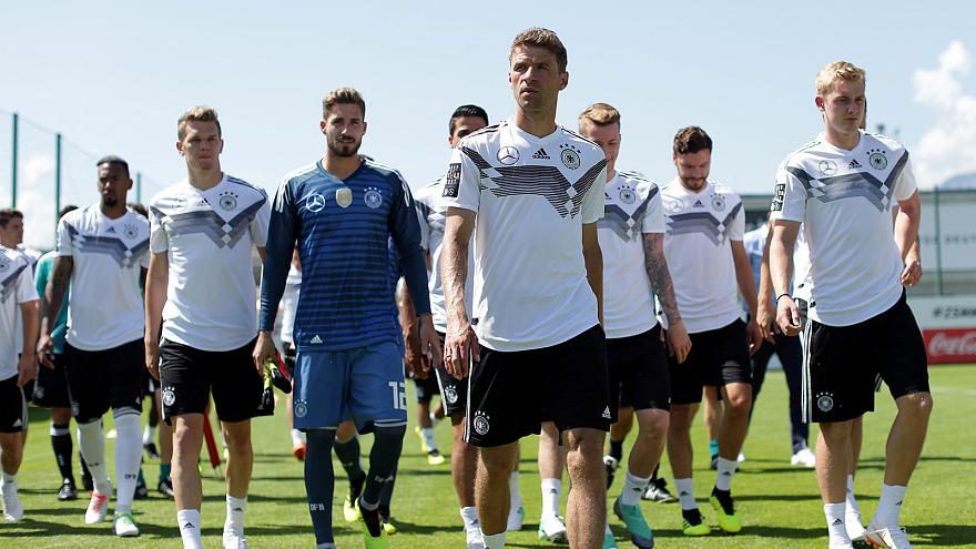 Germany hopes to retain the world cup title
