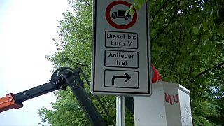 Hamburgo limita la circulación a los diésel más contaminantes