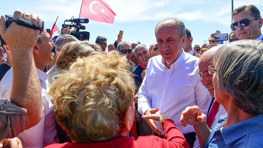 Muharrem Ince, le candidat social-démocrate