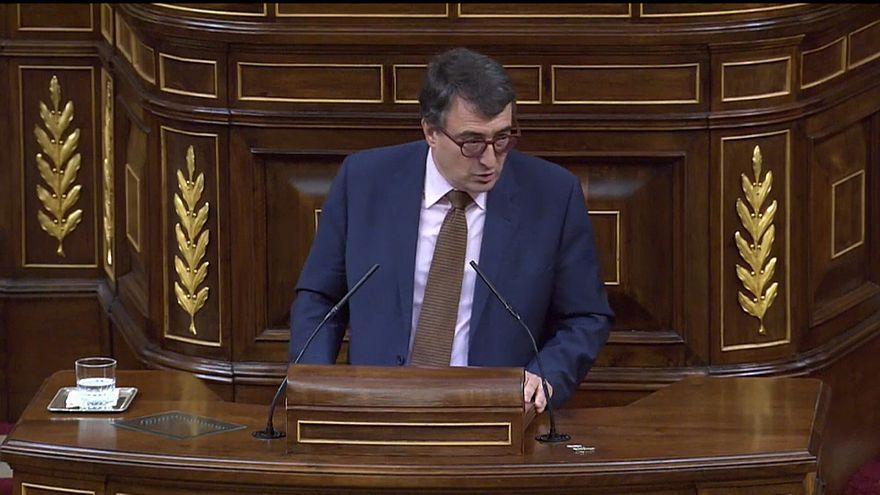 """El PNV tumba a Rajoy por """"responsabilidad y ética"""""""