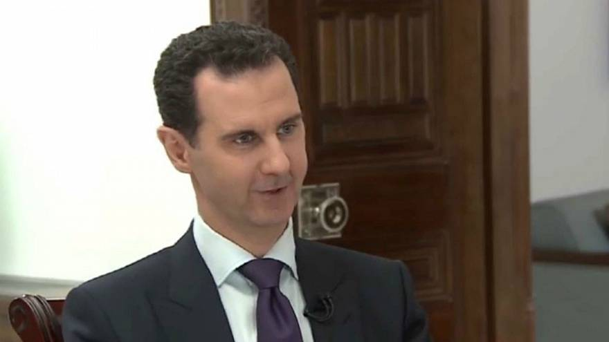 الأسد لا يستبعد الصدام المباشر بين جيشه والقوات الأمريكية