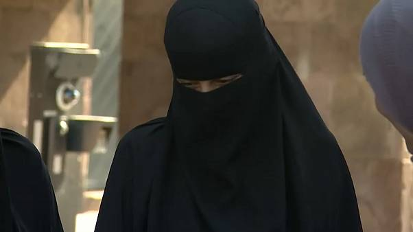 Denmark bans full-face veils in public
