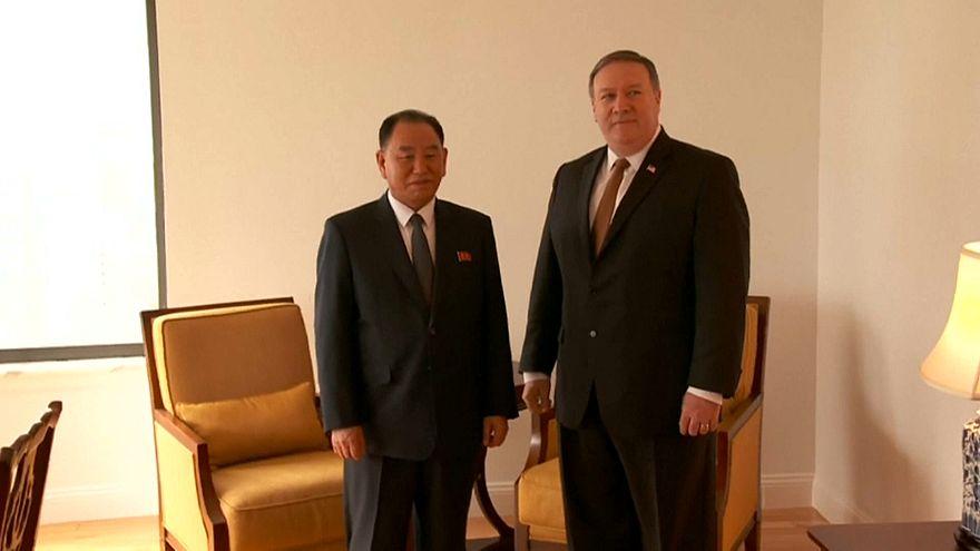 Pompeo zuversichtlich nach Gespräch mit nordkoreanischem Unterhändler