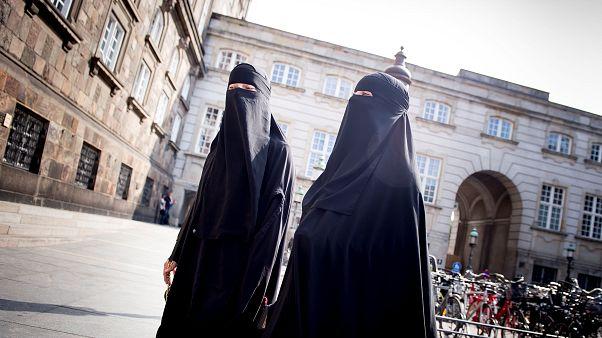В Дании запретили носить паранджу
