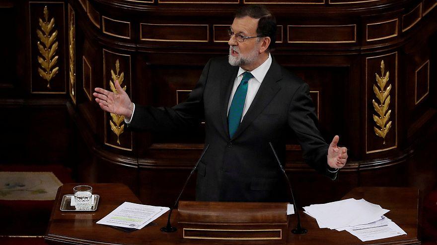 La guasa de los españoles con el adiós de Rajoy