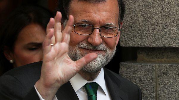 Rajoy admite derrota antes de moção de censura