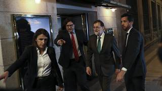 Mariano Rajoy admet sa défaite au Parlement avant le vote
