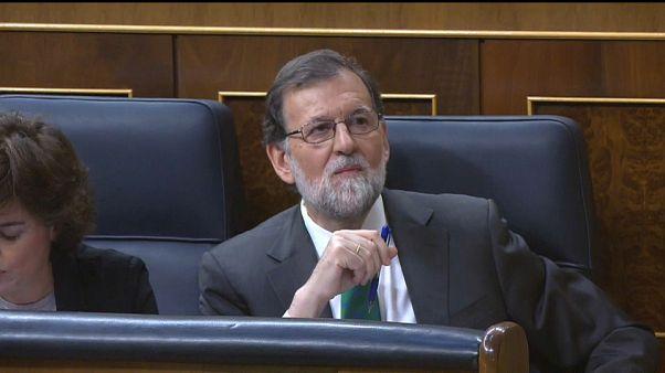 Spaniens Parlament misstraut Mariano Rajoy