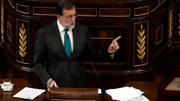 İspanya'da Rajoy hükümetinin kaderi belli oluyor