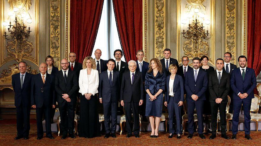 Italia: nasce il governo Conte