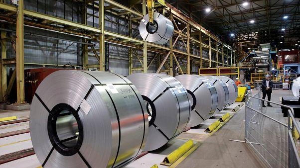 AB'den ABD'ye çelik ve alüminyum ek vergilerine önlem