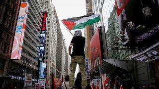 Οι ΗΠΑ θα ασκήσουν βέτο στο σχέδιο για την προστασία των Παλαιστινίων