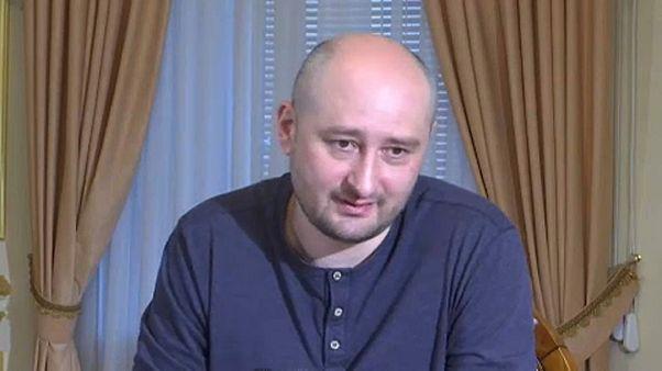 Bíróságon a Babcsenko-ügy