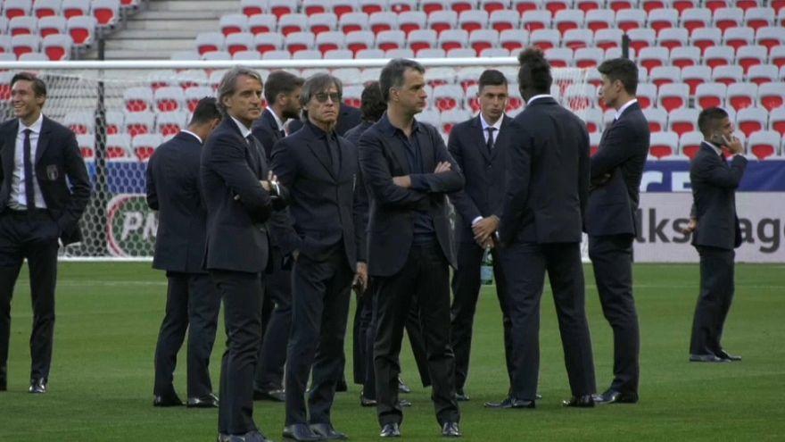 Questa sera Francia-Italia, il doppio test d'Oltralpe