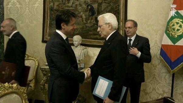 Italien: Rechtspopulisten übernehmen Regierungsauftrag