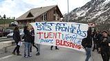 Alpi nuovo cimitero dei migranti