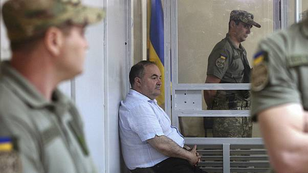 Οι ουκρανικές αρχές συνέλαβαν ύποπτο για σχέδιο δολοφονίας του Μπαμπντσένκο