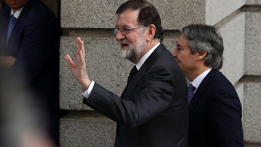 Leváltották Mariano Rajoy spanyol kormányfőt