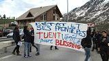 کوههای مرز ایتالیا و فرانسه، گذرگاه مرگ پناهجویان؟