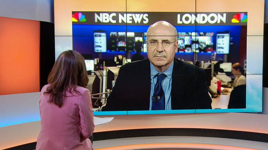"Kremlin critic Bill Browder: ""There's a target on my back"""