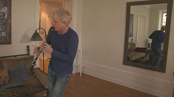 Viagem pela mente criativa de um clarinetista virtuoso