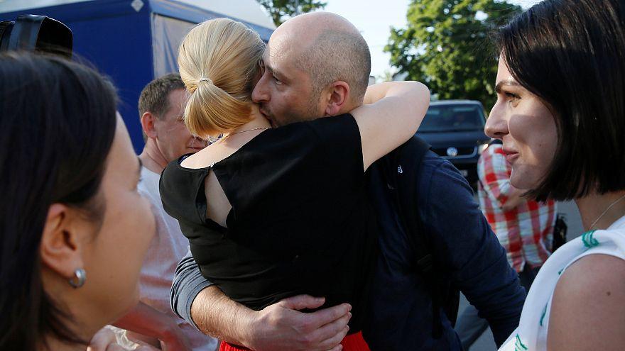 Primer detenido por el supuesto complot para asesinar al periodista disidente ruso