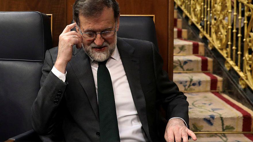 Motion de censure adoptée, le Premier ministre espagnol Rajoy est tombé
