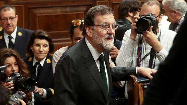 Leváltották Mariano Rajoy spanyol miniszterelnököt