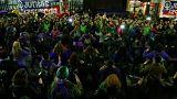 Argentina: ancora manifestazioni in favore della legalizzazione dell'aborto