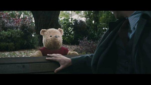 Cinema: la Disney presenta il nuovo film su Winnie the Pooh