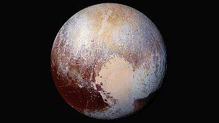 صورة كوكب بلوتو