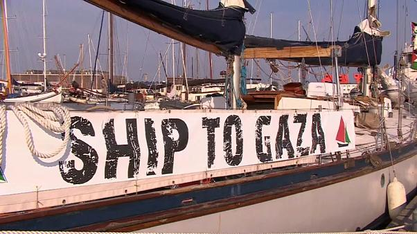 Une nouvelle flottille au secours de Gaza