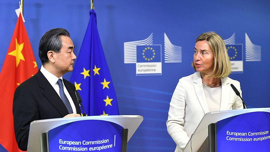 جنگ تجاری با آمریکا، اتحادیه اروپا و چین را به هم نزدیکتر کرد