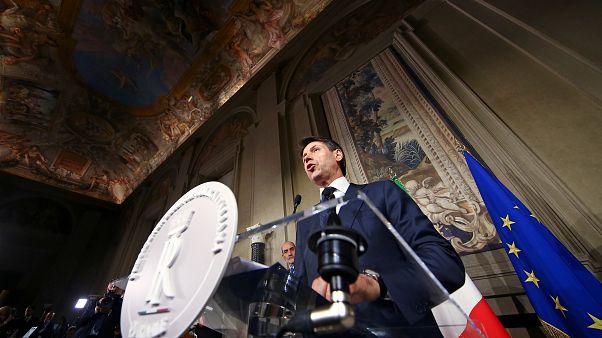 """Italie : """"Un gouvernement à la Trump"""""""