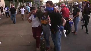 Condena internacional a la brutal represión en Nicaragua