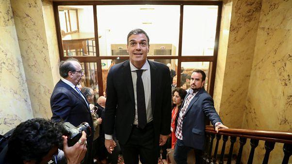 Pedro Sánchez, inasequible al desaliento