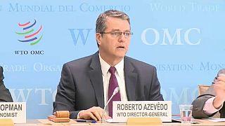 Roberto Azevedo, directeur général de l'OMC