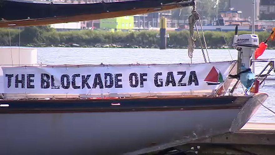 """Nem adják fel a """"Szabadság Flottilla"""" aktivistái"""