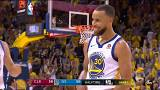 Warriors take first game of NBA finals after Cavaliers' calamities
