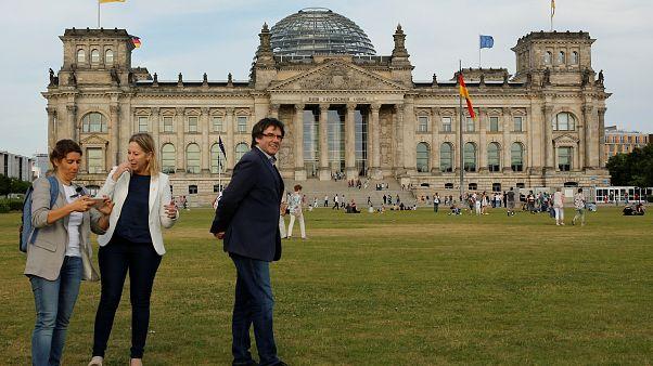 دادسرای آلمان در پی استرداد کارلس پوجدمون به اسپانیا