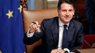Politik-Neuling Conte (53) leitet EU-kritische Koalitionsregierung