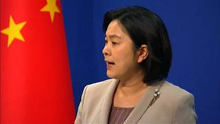 Китай против протекционизма